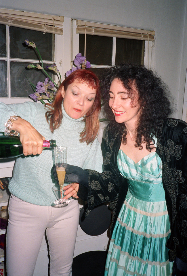 "Alexa Hunter and George's ""Wedding Reception"" Party, Los Angeles, 1991 - 12 of 18"