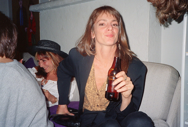 """Alexa Hunter and George's """"Wedding Reception"""" Party, Los Angeles, 1991 - 15 of 18"""