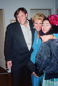 "Alexa Hunter and George's ""Wedding Reception"" Party, Los Angeles, 1991 - 18 of 18"