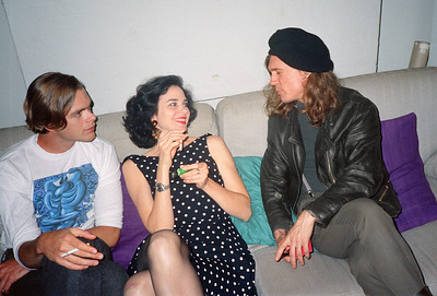 "Alexa Hunter and George's ""Wedding Reception"" Party, Los Angeles, 1991 - 3 of 18"