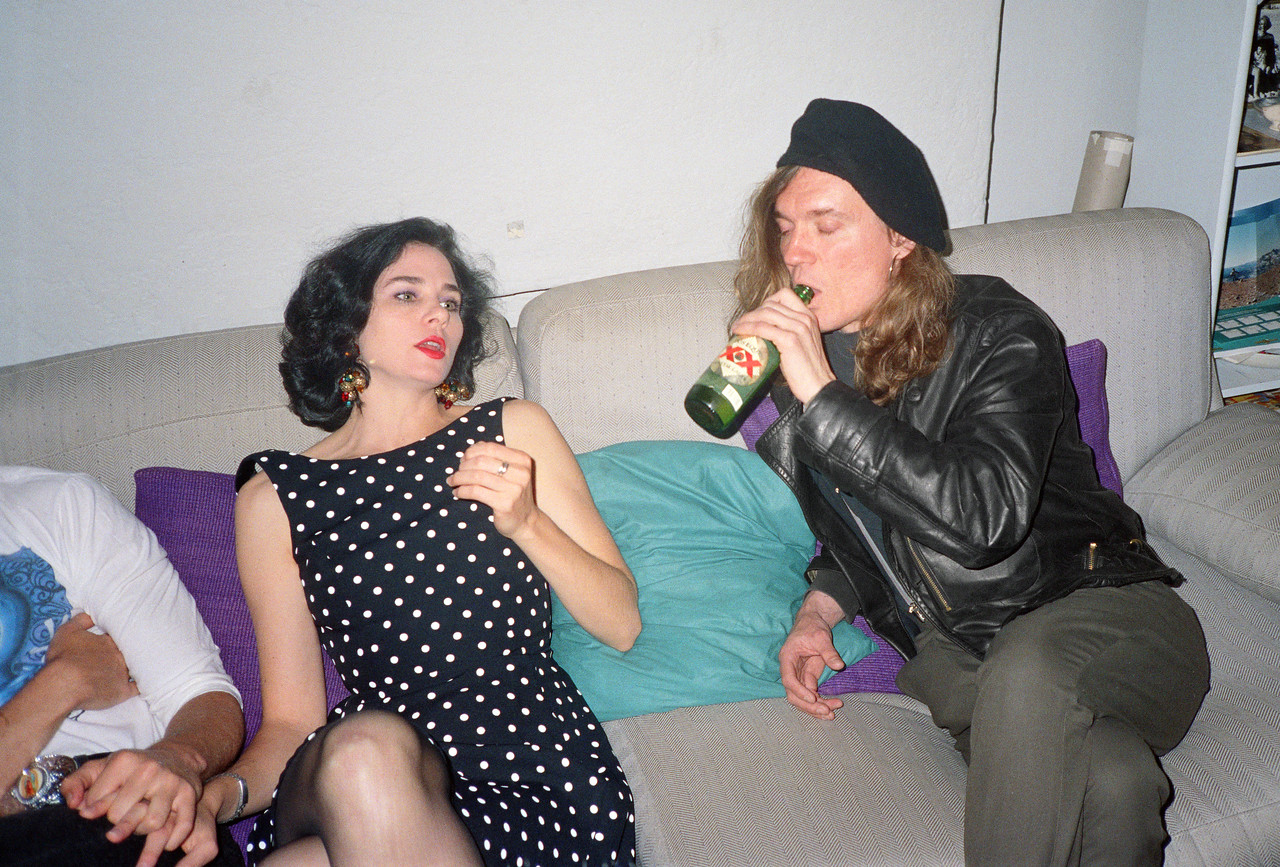 "Alexa Hunter and George's ""Wedding Reception"" Party, Los Angeles, 1991 - 2 of 18"