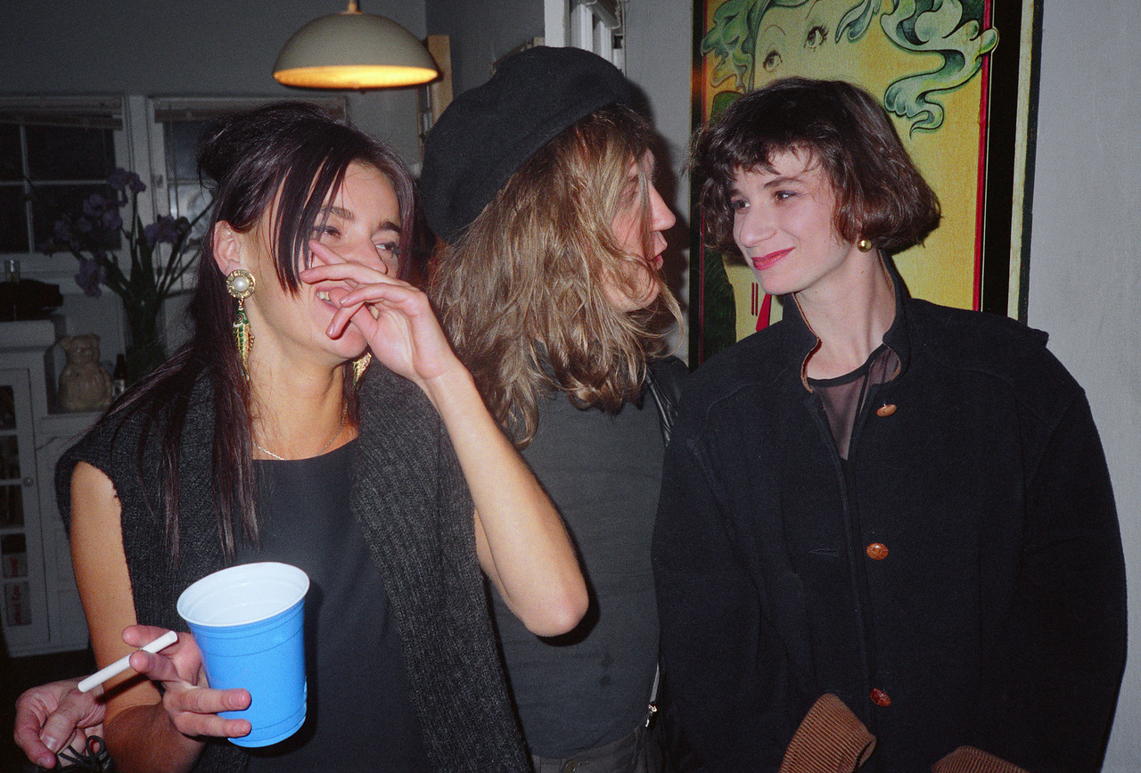 "Alexa Hunter and George's ""Wedding Reception"" Party, Los Angeles, 1991 - 6 of 18"
