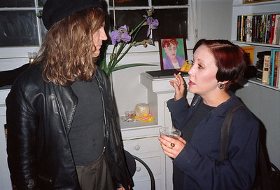 """Alexa Hunter and George's """"Wedding Reception"""" Party, Los Angeles, 1991 - 9 of 18"""