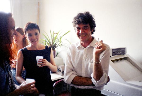Details Magazine Reception for Richard Fantina, NYC, 1986 - 2 of 13