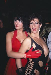 Bill Margold's FOXE Awards at Gazzarri's: Jeanna Fine & Sharon Mitchell