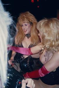 Bill Margold's FOXE Awards at Gazzarri's: Mistress Jacqueline & Nina Hartley