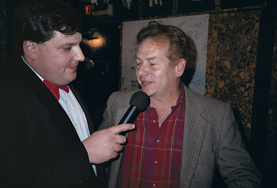 Bill Margold's FOXE Awards at Gazzarri's: Johnny Cocktails