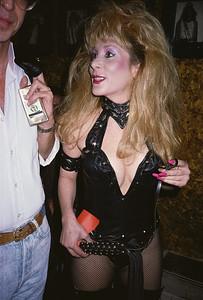 Bill Margold's FOXE Awards at Gazzarri's: Mistress Jacqueline