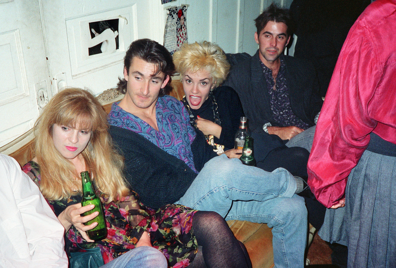 Steffi & Lake's Five Years of Lust Party, Los Angeles, 1991 - 13 of 17