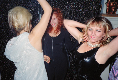 Steffi & Lake's Five Years of Lust Party, Los Angeles, 1991 - 11 of 17