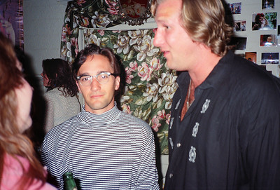 Steffi & Lake's Five Years of Lust Party, Los Angeles, 1991 - 6 of 17