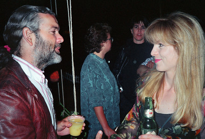 Steffi & Lake's Five Years of Lust Party, Los Angeles, 1991 - 15 of 17