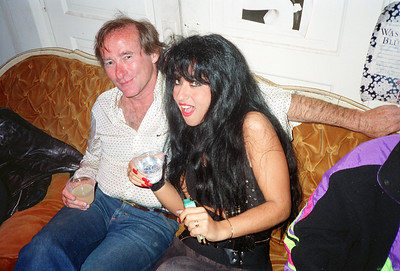 Steffi & Lake's Five Years of Lust Party, Los Angeles, 1991 - 2 of 17