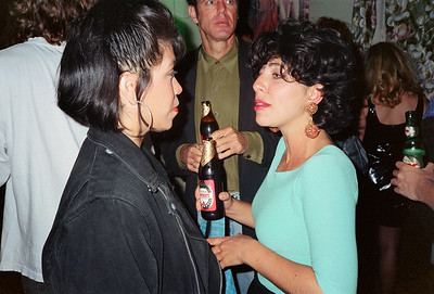 Steffi & Lake's Five Years of Lust Party, Los Angeles, 1991 - 8 of 17