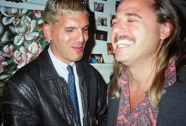 Steffi & Lake's Five Years of Lust Party, Los Angeles, 1991 - 10 of 17
