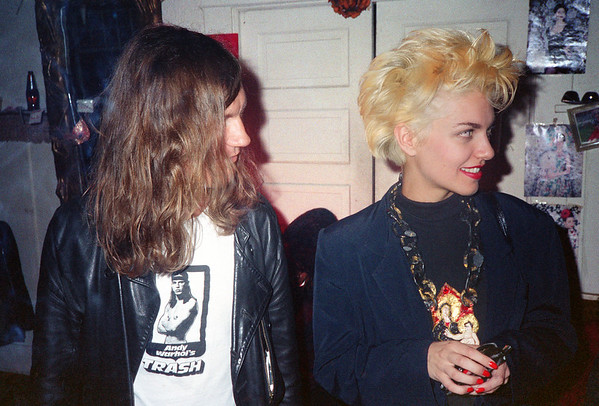 Steffi & Lake's Five Years of Lust Party, Los Angeles, 1991 - 16 of 17
