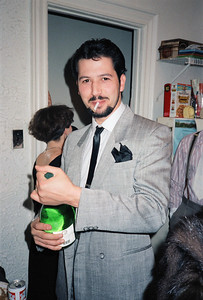 Fran's Gangster Party, Brooklyn, NY, 1986 - 11 of 13