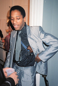 Fran's Gangster Party, Brooklyn, NY, 1986 - 3 of 13