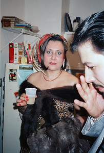 Fran's Gangster Party, Brooklyn, NY, 1986 - 12 of 13