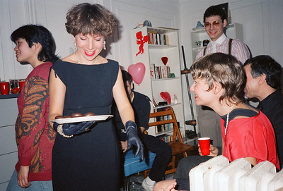 Fran's Gangster Party, Brooklyn, NY, 1986 - 9 of 13