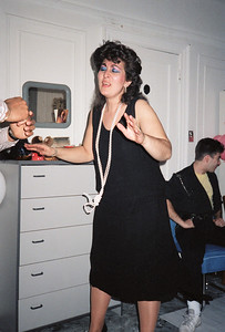 Fran's Gangster Party, Brooklyn, NY, 1986 - 10 of 13