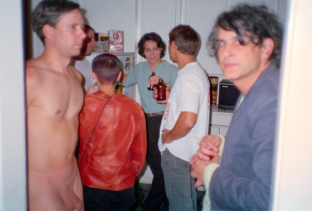 Ivan Kasimoff's Farewell Party, Los Angeles, 1994 - 3 of 7