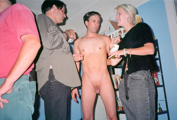Ivan Kasimoff's Farewell Party, Los Angeles, 1994 - 2 of 7