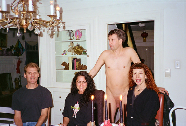 Lainie Siegel's Pot Luck Party, Los Angeles, CA, 1994 - 3 of 8