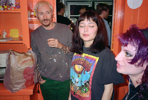 Lainie Siegel's Pot Luck Party, Los Angeles, CA, 1994 - 7 of 8