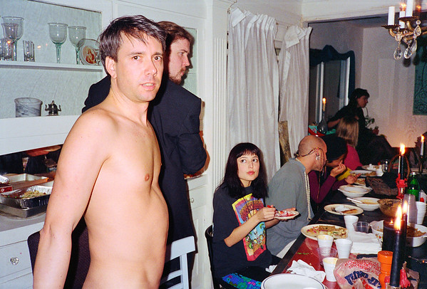 Lainie Siegel's Pot Luck Party, Los Angeles, CA, 1994 - 2 of 8