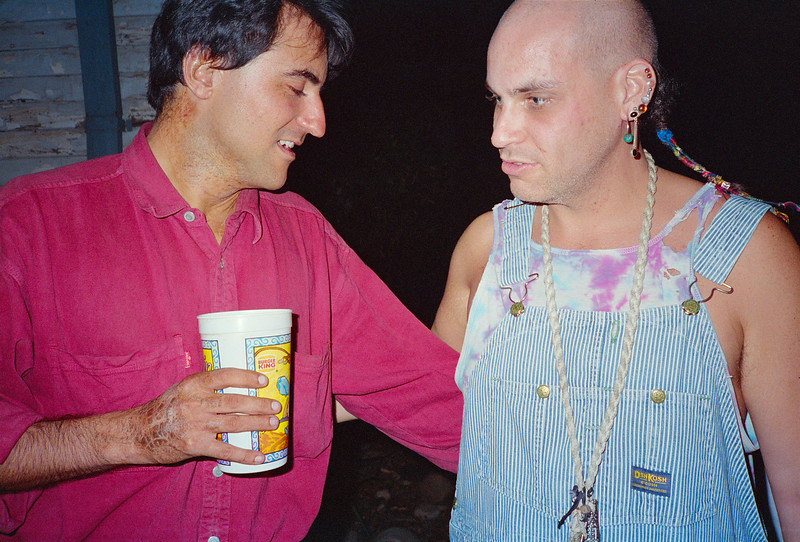 Rush Riddle's Party, Los Angeles, 1994 - 7 of 28