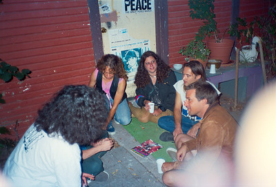 Rush Riddle's Party, Los Angeles, 1994 - 8 of 28