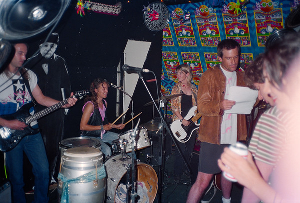 Rush Riddle's Party, Los Angeles, 1994 - 15 of 28