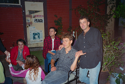 Rush Riddle's Party, Los Angeles, 1994 - 14 of 28