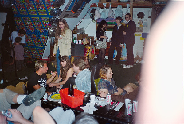 Rush Riddle's Party, Los Angeles, 1994 - 22 of 28