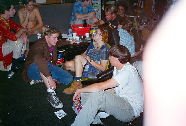 Rush Riddle's Party, Los Angeles, 1994 - 23 of 28