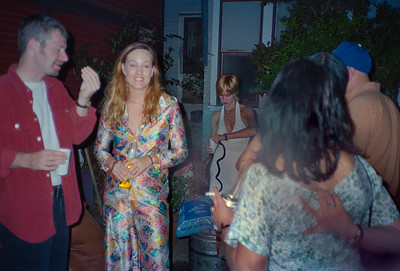Rush Riddle's Party, Los Angeles, 1994 - 9 of 28