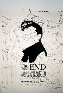 End of the Holyland, Los Angeles, CA, 1991 - 1 of 13