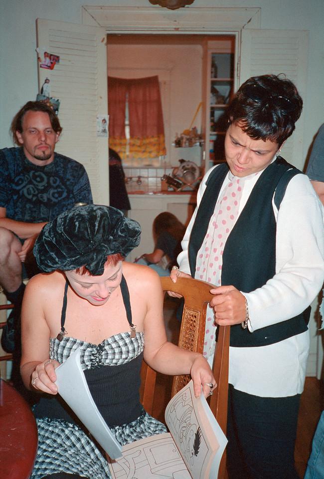 Tori Williams' Birthday Party, Los Angeles, 1994 - 13 of 18