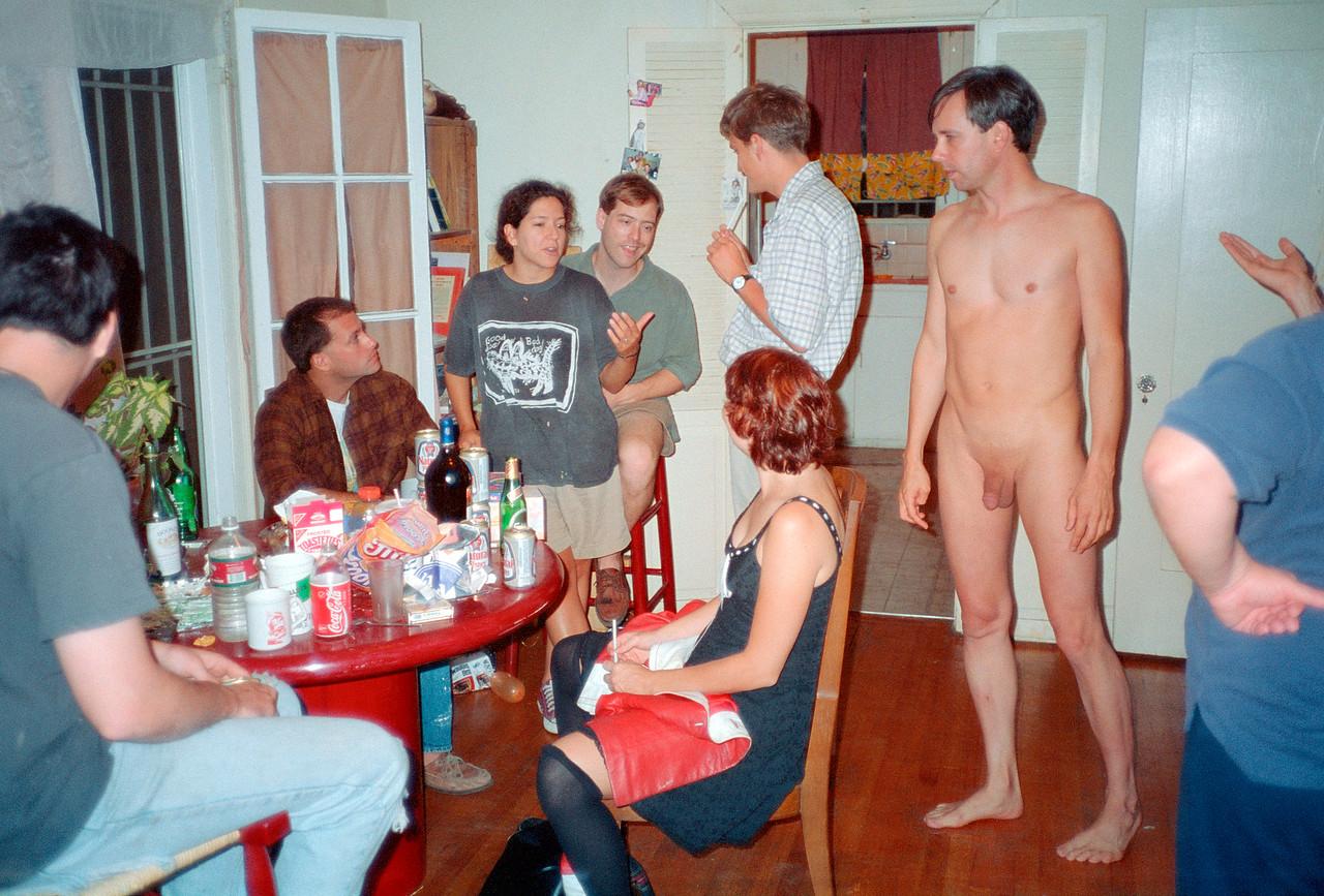Tori Williams' Birthday Party, Los Angeles, 1994 - 17 of 18