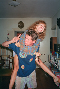 Tori Williams' Birthday Party, Los Angeles, 1994 - 6 of 18