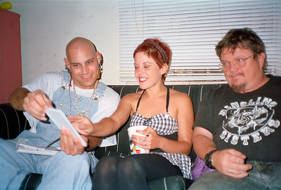 Tori Williams' Birthday Party, Los Angeles, 1994 - 1 of 18