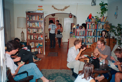 Tori Williams' Birthday Party, Los Angeles, 1994 - 16 of 18