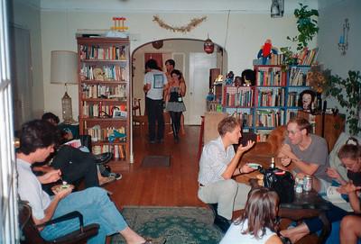 Tori Williams' Birthday Party, Los Angeles, 1994 - 16 of 18