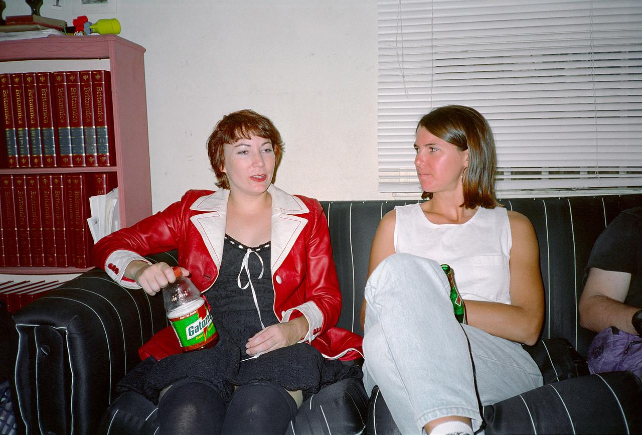 Tori Williams' Birthday Party, Los Angeles, 1994 - 8 of 18