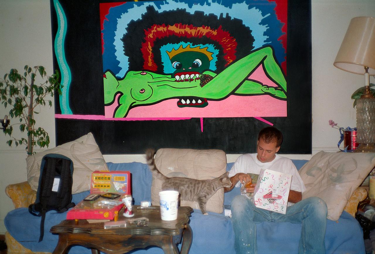 Tori Williams' Birthday Party, Los Angeles, 1994 - 3 of 18