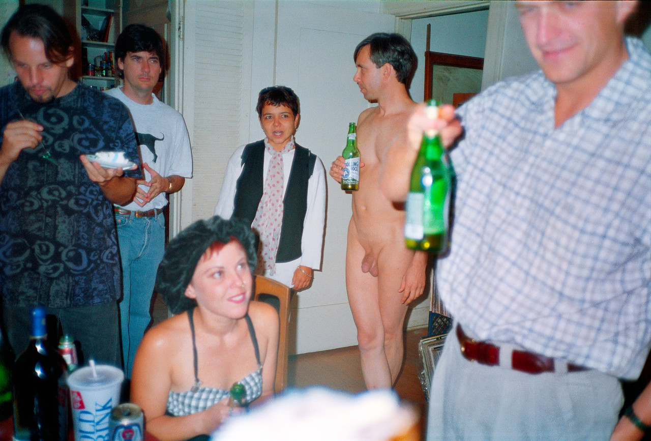 Tori Williams' Birthday Party, Los Angeles, 1994 - 15 of 18