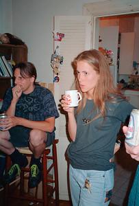 Tori Williams' Birthday Party, Los Angeles, 1994 - 12 of 18