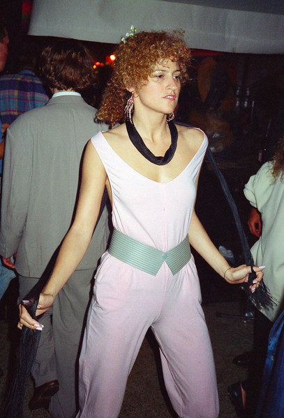 Trixie's 2nd Annual Mermaid Parade Party, NYC, 1989 - 9 of 13