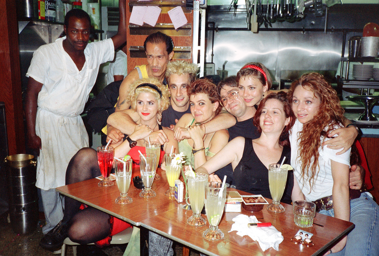 Trixie's 2nd Annual Mermaid Parade Party, NYC, 1989 - 13 of 13